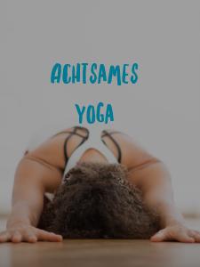 Achtsames Yoga Kurs